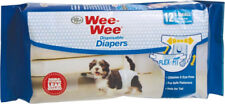 Four Paws Wee Wee Disposable Dog DIAPER  X SMALL  12 Pak