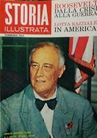 STORIA ILLUSTRATA FEBBRAIO 1963 ROOSEVELT