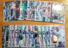 2020 Topps Chrome Refractors fill your set you pick choice
