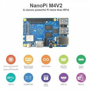 Smartfly tech JP-M4V2 Friendly NanoPi M4V2 RK3399 SoC Based ARM Board From Japan