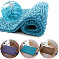Soft Non Slip Absorbent Memory Foam Bath Bathroom Bedroom Floor Mat Shower Rug