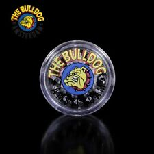 ONLY £1.99! The Bulldog 2-Part Clear Acrylic Grinder Shredder Magnetic