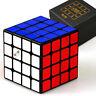 QiYi WuQue Mini M 4x4x4 Magnetic Feliks 2018 Ultra smooth Magic Cube Black 60mm