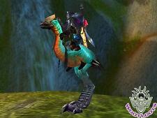 Wasteland Tallstrider Loot Card World of Warcraft Swift Shorestrider Mount WoW