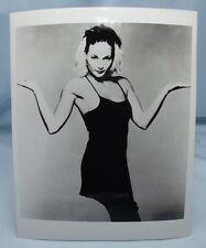 WHIGFIELD (NAAN) VINTAGE 1990s DENMARK POP SINGER MUSIC PRESS PHOTOGRAPH