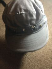 Roxy Painters Cap Hat Adjustable olive army Green GXN