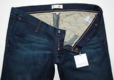 "NEW Habitual Maternity Kimberly 1/2 Baked Jeans Plus Sz 4 (W 40"" L 34.5"") Long"