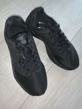 Nike WOMENS DOWNSHIFTER 7 UK 7.5 Nero Bianco 852466-010