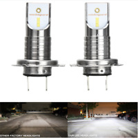 110W H7 LED Car Headlights Bulbs 26000LM High Low DRL Light Lamp Conversion Kit
