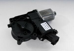 Power Window Motor Front Left 92243581 fits 10-11 Chevrolet Camaro