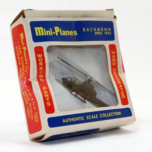 sz 1/210 Bachmann Mini-Planes #8313 Bell Huey Cobra Helicopter USA Vietnam era