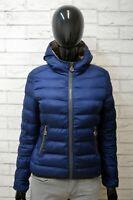 COLMAR Donna S Giacca Imbottita Blu Gioubbotto Piumino Cappotto Jacket Woman