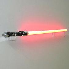 Lightsaber Horizontal Wall Rack For Star Wars Holder / Lightsaber Holder