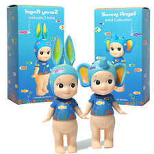 2pcs Sonny Angel Artist Collection Tropical Marine Mini Action Figures Model Toy