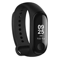 Xiaomi Mi Band 3 Bluetooth Activity Tracker, Waterproof One Size, Black