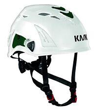 "Kask WHE00009-253 Size 51 - 63 cm ""Plasma Hi Viz"" Helmet - White/Green"