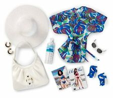 Poupée barbie basics look nº 02 collection # 003 fashion pack accessoires W3339