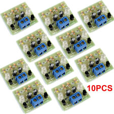 10pcs Simple LED Flash DIY Kits Circuit Electronic Production DIY Suite 1.2mm