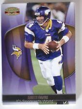 Brett Favre - 2009 Panini Gridiron Gear #89 - Minnesota Vikings (PACKERS)
