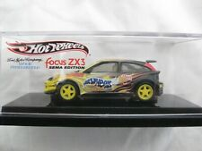 Hot Wheels Sema Edition Ford Focus ZX3 Mint In Box