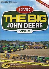 TRACTOR FARMING DVD: THE BIG JOHN DEERE VOL 9
