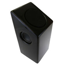 """Brand New Fyssion Dignity 4"""" Drive Set High end speakers! The Impossible Speaker"""