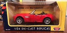 BMW Z8 Roadster Motormax Die-Cast Scale 1/24 Die Cast