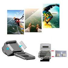 12* pièces insérées caméra qualité protection photo Anti - buée gadget chaud