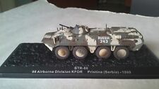 DE AGOSTINI 1:72 CARRO ARMATO BTR-80 PRISTINA (SERBIA) 1999