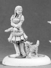 Reaper Miniatures Wild West Wizard of Oz Dorothy #50314 Chronoscope Mini Figure