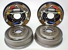 """FORD 11"""" x 2-1/4"""" DRUM BRAKE KIT for FORD 9 INCH DIFF w/ 5 on 4.5/4.75 BP HOTROD"""