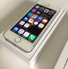 I-Phone 5S / 16 GB / White-Silver