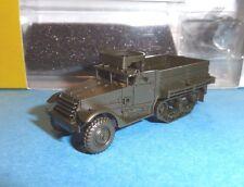 Roco Minitanks Herpa 278 M-21 Half track 81 mm mortar  1/87