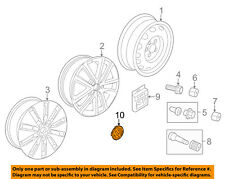 VW VOLKSWAGEN OEM 05-16 Jetta Wheel-Center Cap Hub Cover 3B7601171XRW