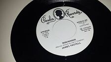 JAMES PASTELL Robinhood / You Know Me So Much Better PAULA 433 PROMO 45 7""
