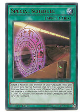 Special Schedule DRL3-EN073 Ultra Rare Yu-Gi-Oh Card 1st Edit English Mint New