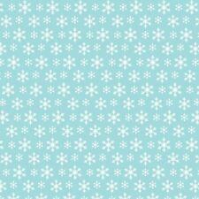 Tela impresa arco A4 Navidad Copos De Nieve CM12 hacer Brillo Arcos