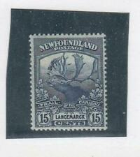 NEWFOUNDLAND # 124 MNH 15cts LANGEMARCK TRAIL OF THE CARIBOU CAT VALUE $120