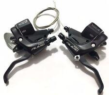 SHIMANO ALIVIO ST-M430 3×9 Speed Trigger Shifter  & Integrated Brake lever Set