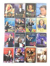 Andre Rieu Coffret Lot 16 DVD Concert à Vienne, Under The Stars, Live Maastricht