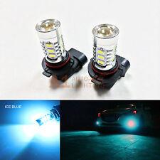 2x Ice Blue 9005 15w High Power Bright LED Bulbs 5730 DRL/High Beam Headlight