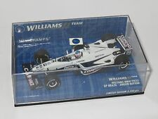 1/43 Williams BMW FW22  Brazilian GP 2000  Jenson Button