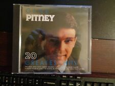 20 Greatest Hits by Gene Pitney  CD GERMAN IMPORT