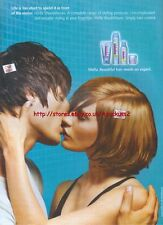 Wella Shockwaves 2001 Magazine Advert #3582