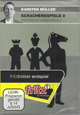 ChessBase: Müller - Schachendspiele 8 Praktische Turmendspiele - NEU  / OVP
