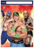 WWE Rey Mysterio,the Rock & John Cena 8 x Party bags (Loot bags)