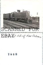 1940s TP&MP Term #12 Of New Orleans Louisiana VINTAGE RAILROAD PHOTO