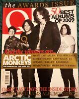 Q Magazine No.281 December 2009 mbox1542 The Awards Issue - Arctic Monkeys