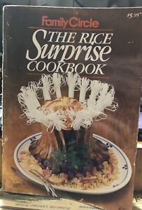 The Rice Surprise Cookbook - Family Circle