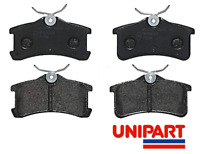 For Toyota - Avensis 1.6 1.8 2.0 1999-2003 Rear Brake Pads Set Unipart